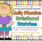 A fun and unique way for students to remember the jolly phonics sound and action taught that day! All 40 jolly phonics sounds are incluided and ar...