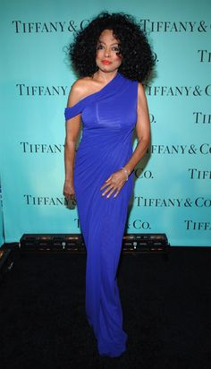 Diana Ross and CEO of Tiffany's Michael Kowalski arrive at the launch of the 2008 Blue Book Collection at The Museum of Natural History in New York City on October 2007 Celebrity Babies, Celebrity News, Diana Ross Supremes, Graydon Carter, Tiffany T, Black Actors, Mtv Videos, Vanity Fair Oscar Party, Costume Institute