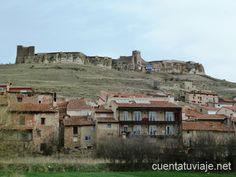 Castillo de Celadas: posiblemente el castillo más cercano a la ciudad de Teruel, con origen en el siglo XIV fue un castillo residencia de la orden del Temple.