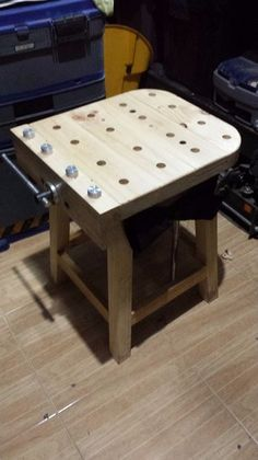 Picture of Ultimate Workshop Stool