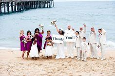 wedding thank you photos - photography by jabez