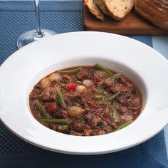 fs; from mayo clinic.    Sirloin and Portobello Stew