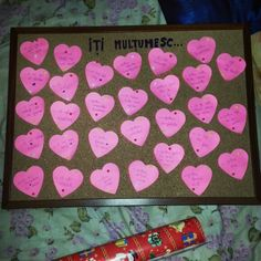 Cute idea for a big surprise. Many reasons to say 'thanks'. ♥ #Thankyoufor...