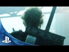Final Fantasy VII Remake - E3 2015 Trailer