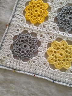 Eirawen: Maybelle Blanket