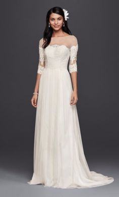 Galina WG3817: buy this dress for a fraction of the salon price on PreOwnedWeddingDresses.com