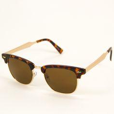 State of Maine Sunnies - Nectar Clothing #sunglasses #brown #tortoiseshell