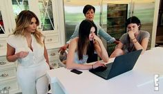 Kim, Kourtney and Khloe aren't the only Kardashian ladies who know how to stir up controversy. Their half-sisters Kendall and Kylie Jenner have been in Kim Kardashian Mother, Kardashian Style, Kardashian Jenner, Kris Jenner House, Jenner Girls, Jenner Family, Secrets Revealed, Kendall And Kylie Jenner, Moving Out