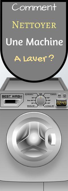 Comment nettoyer une machine à laver ? #astuces #maison
