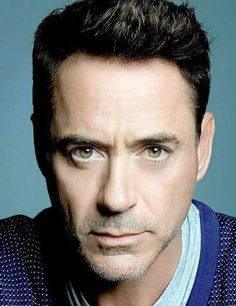 Robert Downey Jr- His eyes are amazing as always.. but in this picture, holy crap.