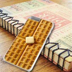 Waffles Food Butter iPhone 6 Plus iPhone 6S Plus Case