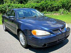 2000 Pontiac Grand Am SE 2