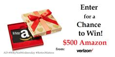 Enter to Win $500 Am