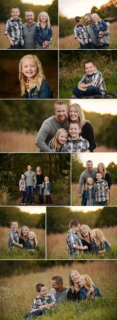 We all have very busy lives. Doesn't it seem like we're always on the go? Driving our kids to school events, practices, birthday parties, etc….It's so important to capture those family portraits before the kids grow up and those moments are forgotten! I had an outdoor mini session with this incredible family in the fall …