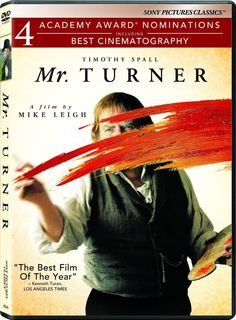 COMING SOON - Availability: http://130.157.138.11/record=  Mr. Turner: DVD