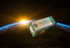 Asgardia ya tiene su primer satélite en el espacio pero aún no es una nación reconocida y queda mucho por hacer