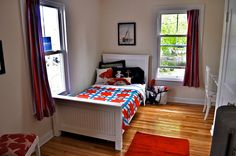 SoPo Cottage: The Kids Rooms - Before & After