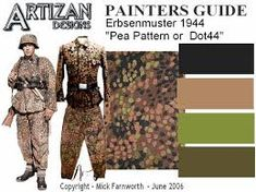 Image result for ww2 german vehicle camouflage patterns