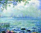 Manhattan Artwork By Theodore Earl Butler Oil Painting & Art Prints On Canvas For Sale Munier, Local Art Galleries, American Impressionism, Oil Painting Reproductions, Buy Art Online, Art Studies, Custom Art, All Art, Garden Art
