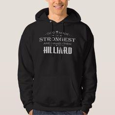 Cool T-Shirt For HILLIARD - cool gift idea unique present special diy