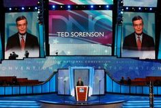 Ted Sorensen - (Mark Wilson/Getty Images)