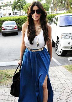 Kardashian : casual style