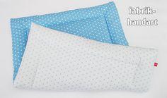 100% Baumwolle,  Volumenvlies: 100% Polyester antiallergen (zertifiziert nach Öko-Tex Standard 100®)  Eine wunderschöne und weiche **Wende- Wickeltischauflage**, welche in verschiedenen Größen...