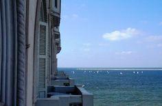 balcony over the Mediterranean, Alexandria