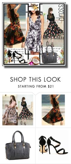 """""""set 71"""" by fahirade ❤ liked on Polyvore featuring Miss Selfridge"""