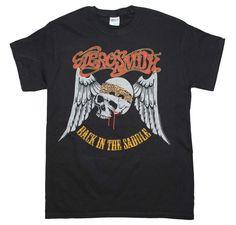 Aerosmith Back in the Saddle T-Shirt