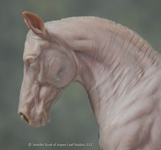 Aspen Leaf Studios Blog - Jennifer Scott: Cantering WB - finished the sculpey part!