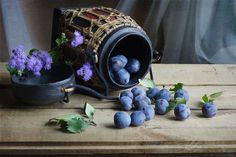 beautiful blueberries...so good for you:)