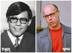 Barry Livingston- played Ernie on My Three sons