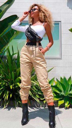 5 trends cafonas que e se tornaram queridinhas - Guita Moda Grunge Fashion, Urban Fashion, 90s Fashion, Love Fashion, Girl Fashion, Fashion Outfits, Womens Fashion, Street Style, Aesthetic Fashion
