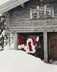 Santa duds
