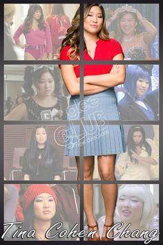 #TinaCohenChang #Glee #JennaUshkowitz