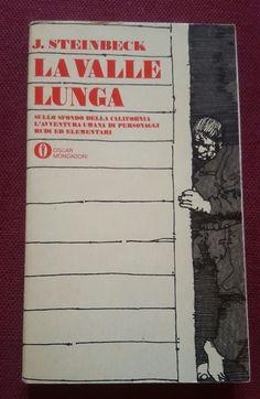 Autore: John Steinbeck  Titolo: La valle lunga Anno: 1975 Numero: 385 Copertina: Ferenc Pinter