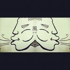 #風 #wind #blow #illustration #mirror #instagram #luminance #zjxtreme #squaready #instacanvas #phonto Kaze://風 - @zjxtreme- #webstagram