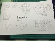11x17 of marble iteration made of multiple pyramids. #danakim #48-105