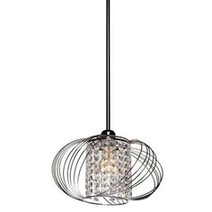 Anastasia Chrome One-Light Wide Dome Pendant Kitchen Pendant Lighting, Pendant Lighting, Kitchen Lighting Fixtures, Light, Lighting, Buy Lights, Entryway Lighting, Home Decor, Artcraft Lighting