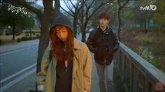 """#cheeseinthetrap #kimgoeun #seokangjoon I prefer this couple more.kkk"""
