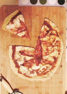 Speck Alto pizza test