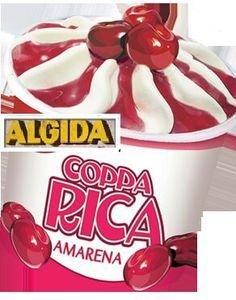 Gelato coppa Rica