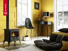 Stove KOZA K7 #kratkipl #kratki #stove #interior #livingroom