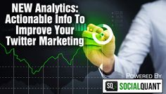 Twitter Analytics Powered by Social Quant: Actionable Info to Improve Your Twitter Marketing rite.ly/jFPL