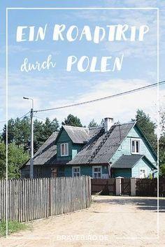 Mit dem Auto durch Polen - Camping Roadtrip entlang der Ostseeküste #vanlife #camping #reise #polen