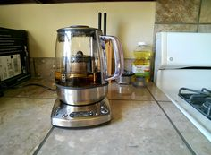 How to Use the Breville One Touch Tea Maker -- via wikiHow.com