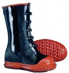 b6453b750a2160 5 Buckle Rubber Over-shoe Boots size 16 by Comfitwear.  24.65. 14