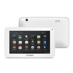 """TABLET MOBO MT7-413D BLANCA (ANDROID� 4.4.2 / 7"""" / WIFI / DOBLE CAMARA )"""