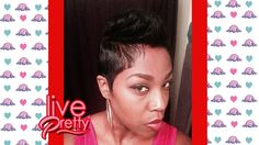 Pixie Mohawk Cut and Style Tutorial [Video] - http://community.blackhairinformation.com/video-gallery/relaxed-hair-videos/pixie-mohawk-cut-style-tutorial-video/